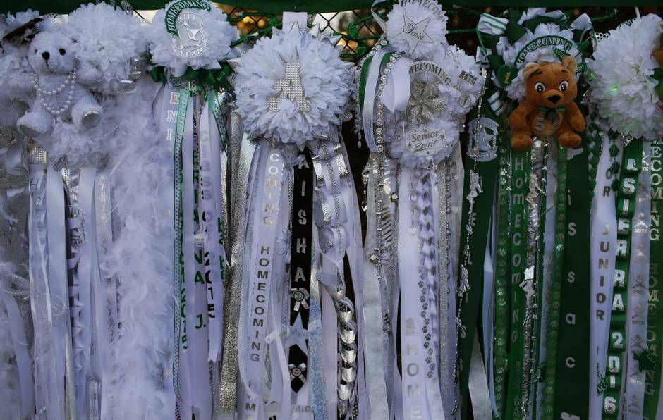 Editorial A Welcome Alternative To Texas Homecoming Mum