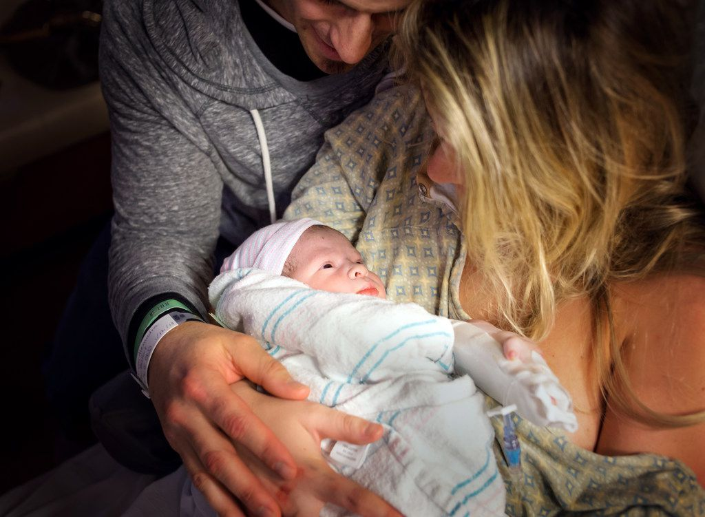 Unbelievable' results for baby born in Texas after in-womb