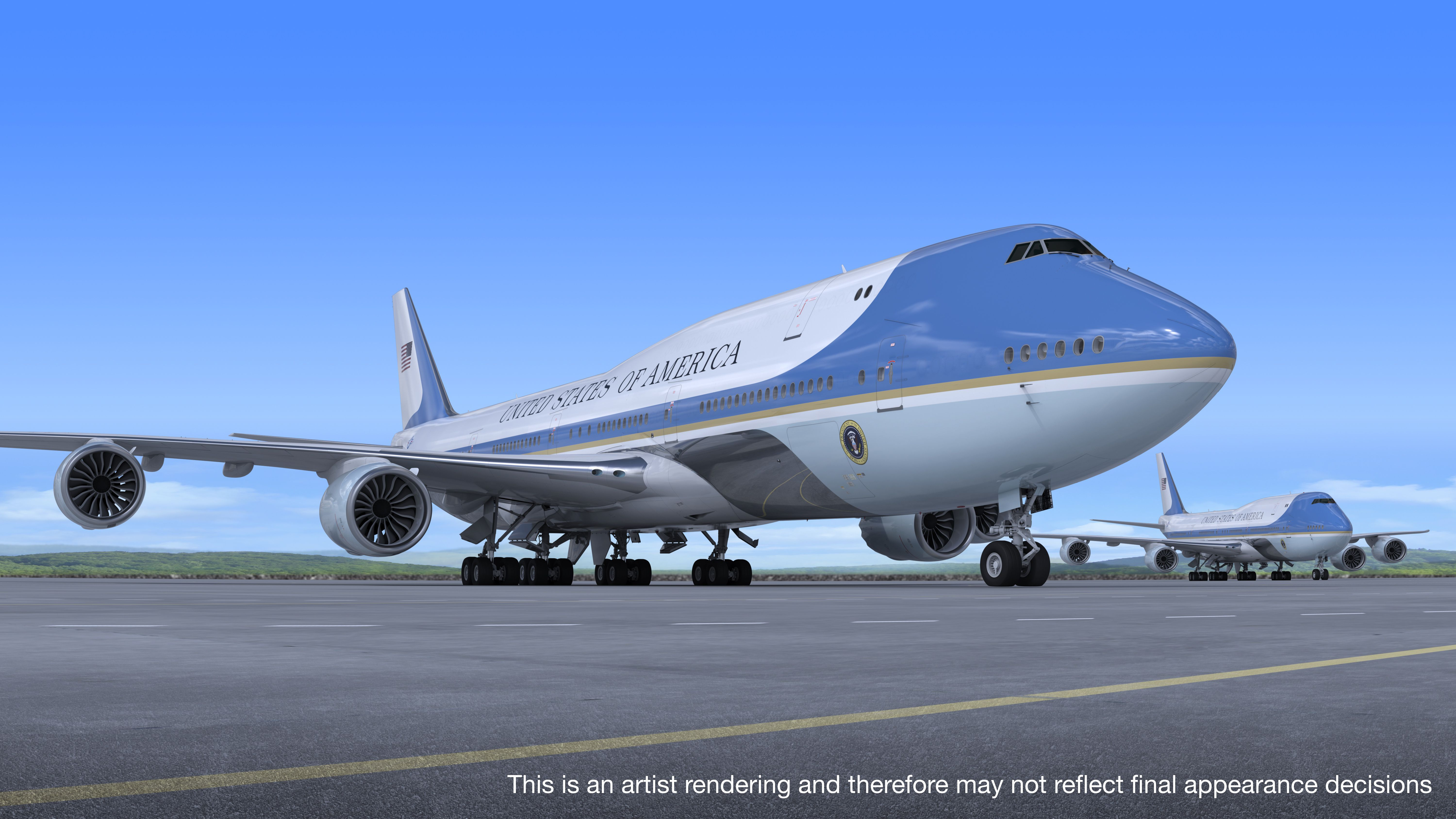 The New Air Force One Arrives In 2024 Here S What We Know So Far