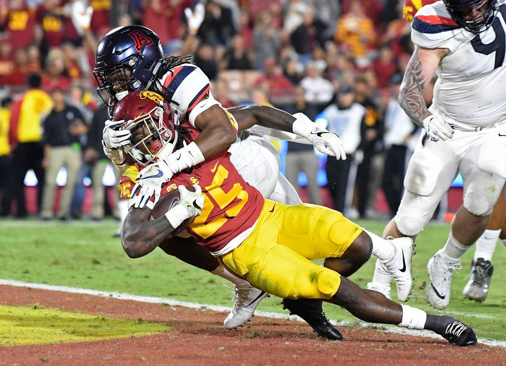 Now At Usc Former Mckinney North Star Ronald Jones Ii Taking His Place Among Tailback U Greats