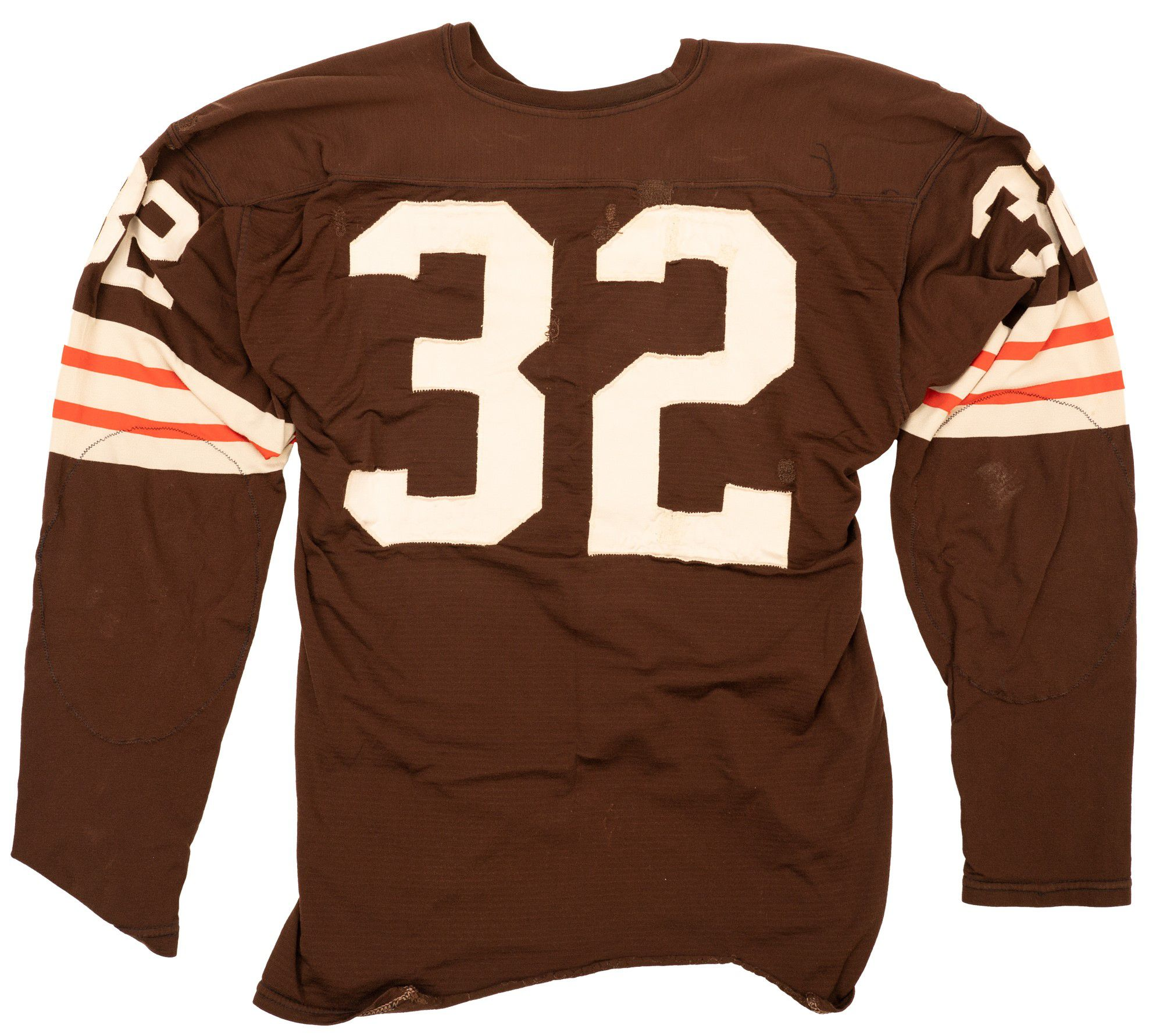 Jim Brown Cleveland Browns jersey went for how much? - cleveland.com