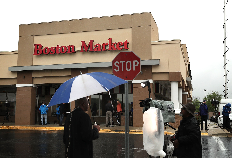 Boston Market closes 6 restaurants, including last Boston