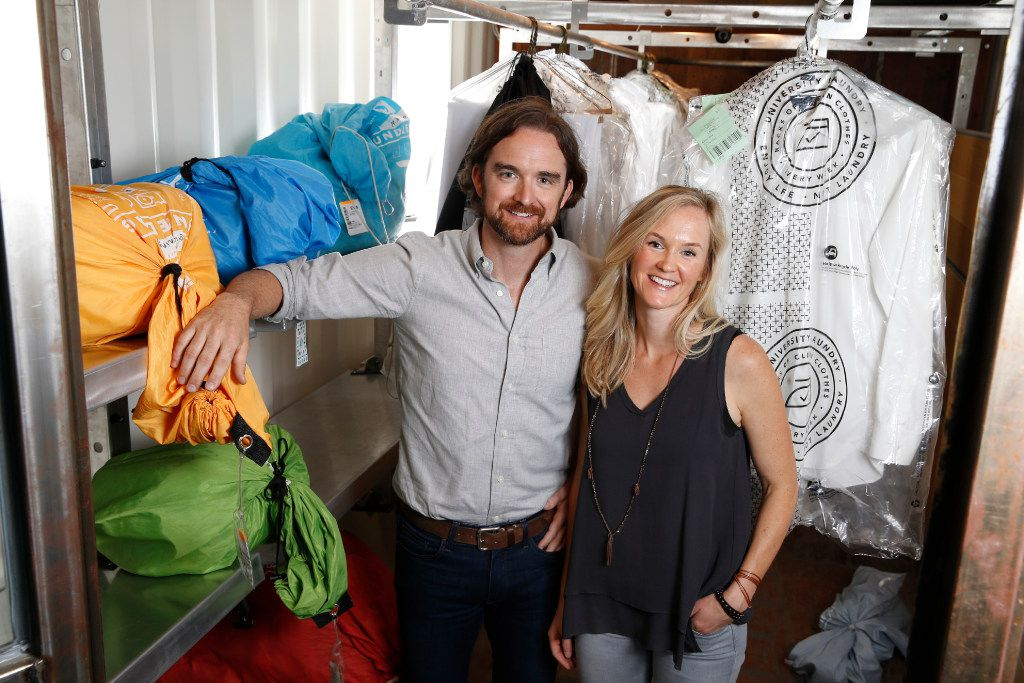 Dallas Couple Spins Its University Laundry Franchise Into Procter
