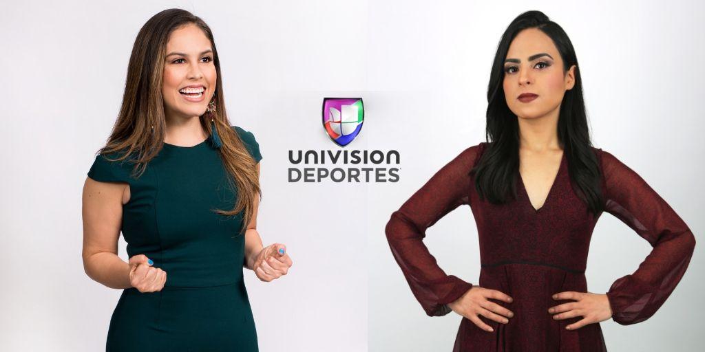 Univision Deportes tendrá equipo femenino narrando Veracruz