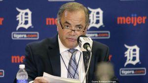 Detroit Tigers GM Avila signals new phase in rebuild: 'We've got to build it back up'