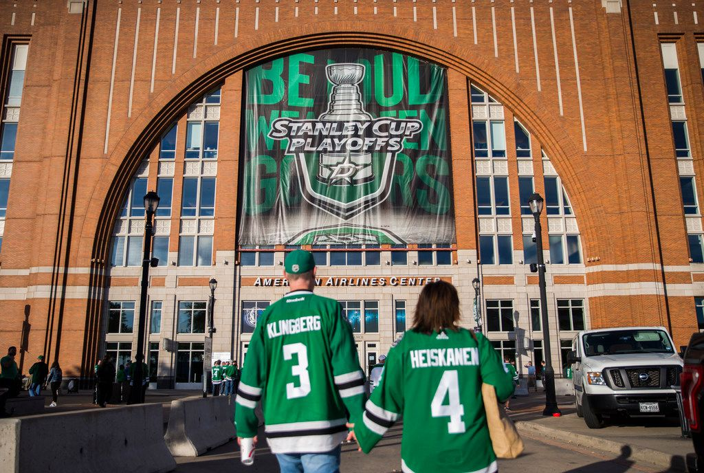 Stanley Cup Playoff Central Game Schedule Top Stories And Everything Else Dallas Stars Fans Need To Know