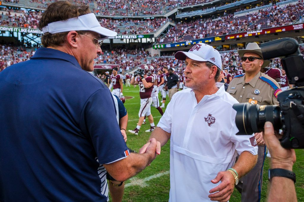 National Reaction Aggies Underwhelm Fisher Draws Sumlin