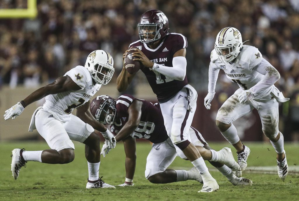 5 Reasons For Optimism About Texas A M Football In 2020 Jimbo Fisher S Third Year Brings High Expectations