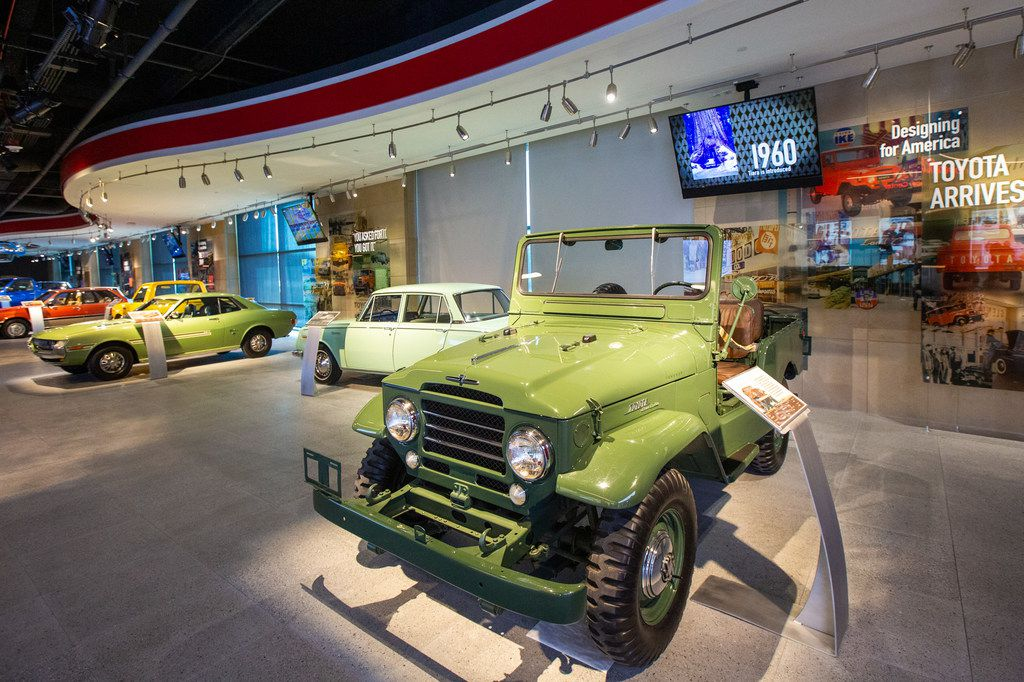 Toyota Of Plano >> Toyota S Experience Center Isn T A Museum It S An