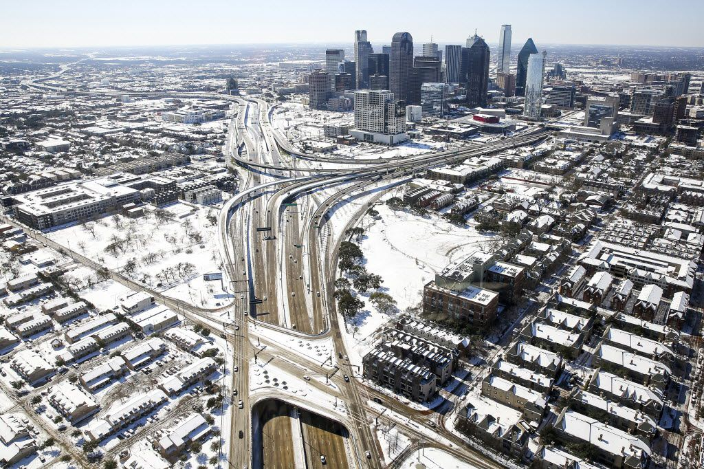 Weather In Dallas Christmas 2020 Could it be a snowy winter for Dallas Fort Worth? Here's what the