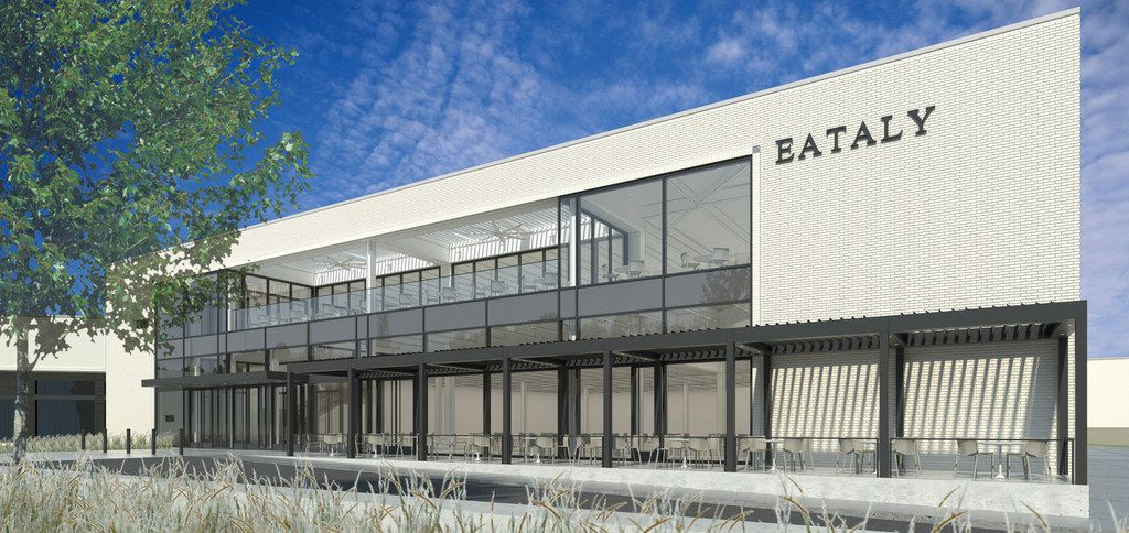 Eataly and NorthPark Center confirm the Italian food