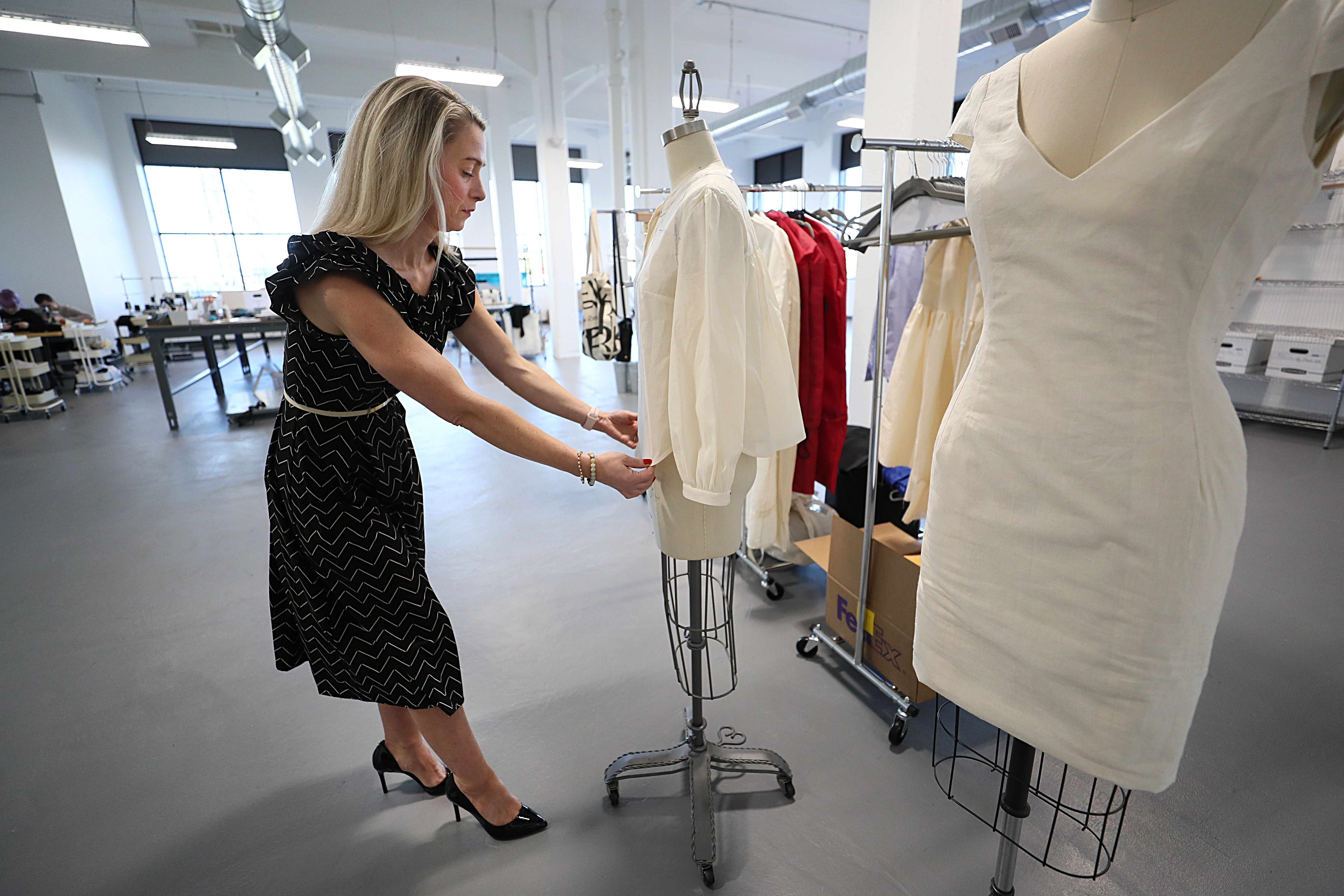 Fashion Incubator Aims To Be A One Stop For New Designers The Boston Globe