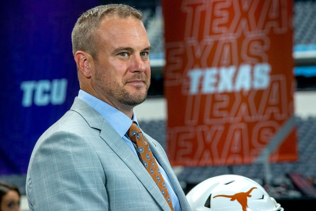 5 Takeaways From Tom Herman S Weekly Presser As Texas Looks