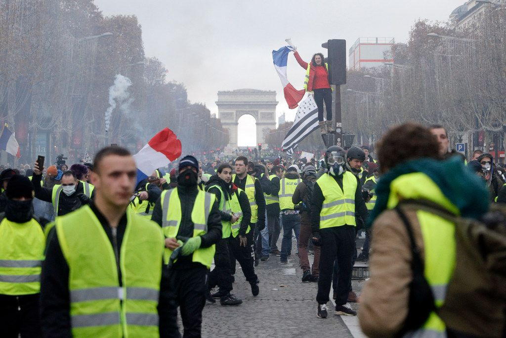 How France S Yellow Vest Protests Could Influence The U S