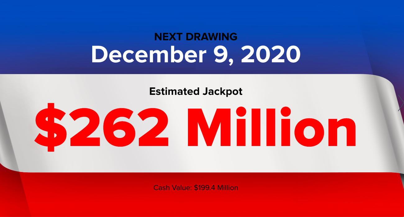 Powerball Winning Numbers For Wednesday Dec 9 2020 Jackpot 262 Million Cleveland Com