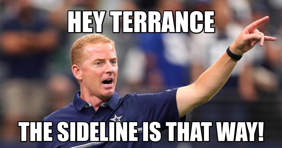 More Cowboys Memes Dez Bryant Plays Fredo To Jerry Jones