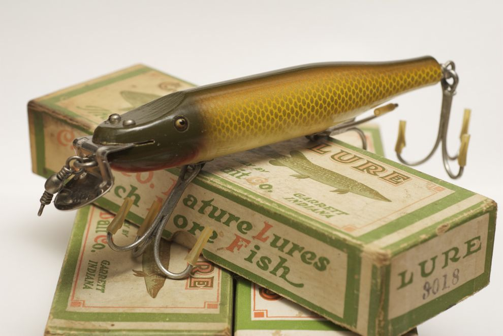 30 Antique Fishing Lures And Why They Re Collectible Field Stream