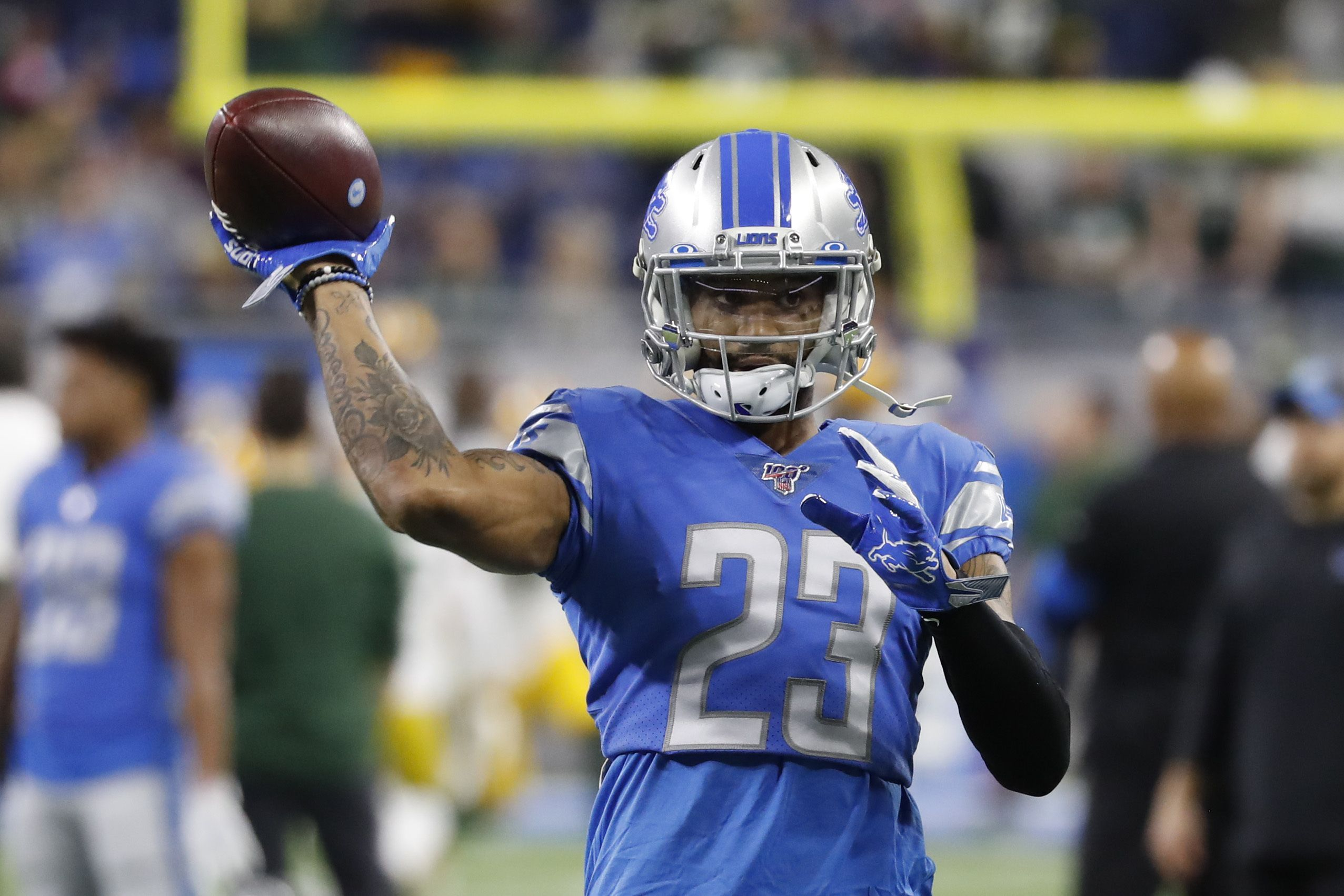 Darius Slay knows he's one of best, won't lose sleep over where ...