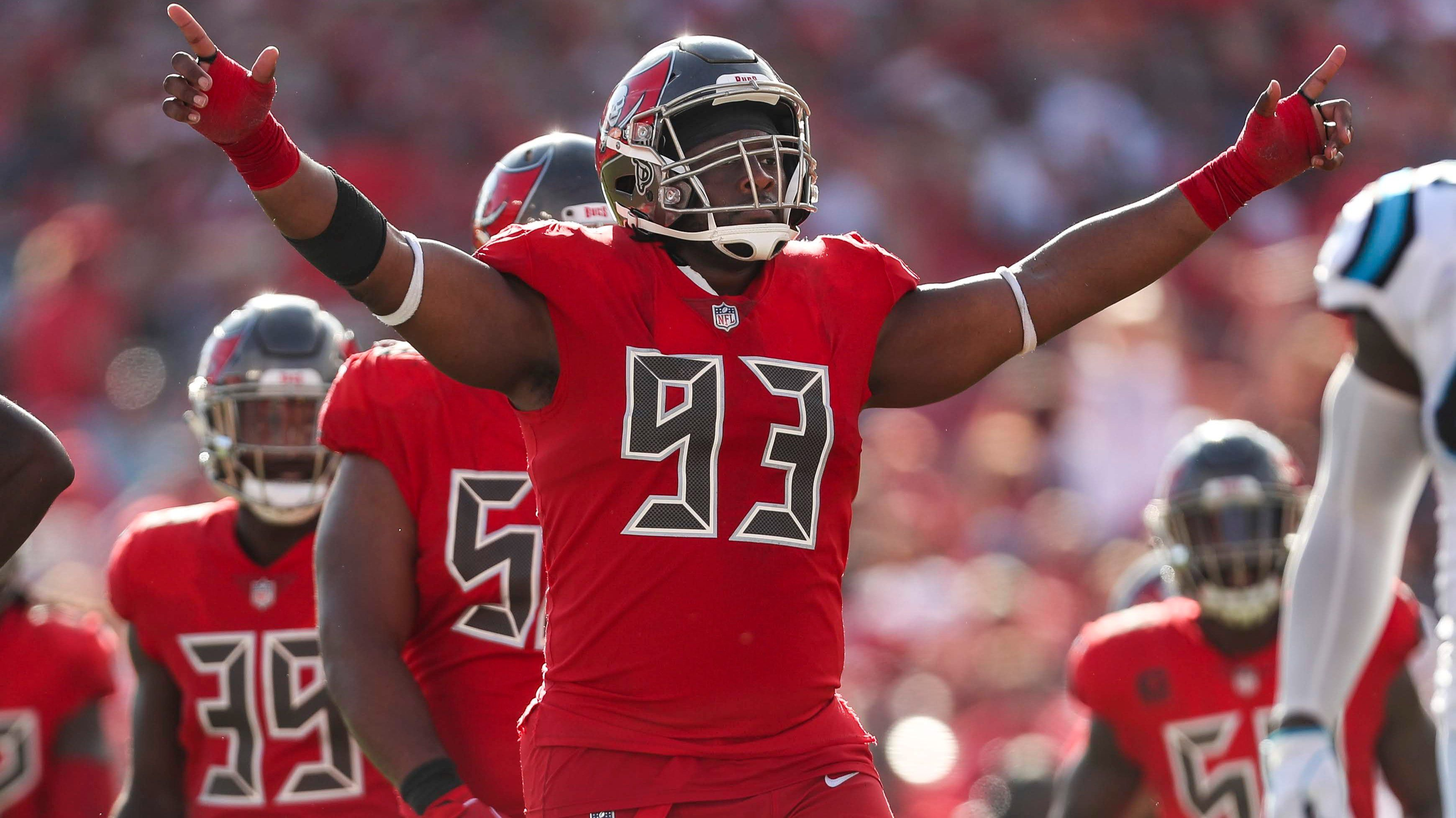 Got a Gerald McCoy jersey? Yeah, you might want to log on to eBay