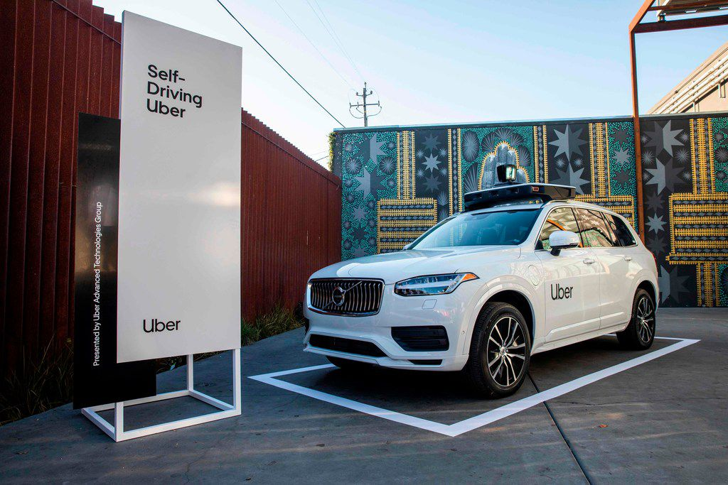Here S Why Uber Wants To Put Self Driving Cars On Downtown