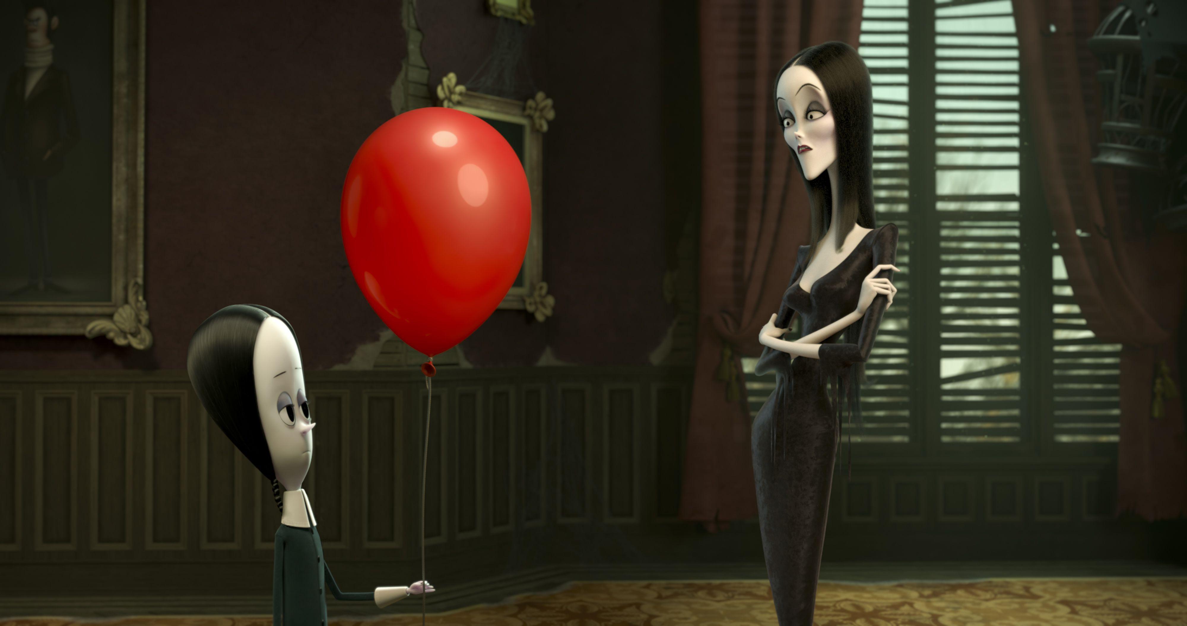 Lee La Resena De La Pelicula The Addams Family Con Oscar Isaac Y Charlize Theron