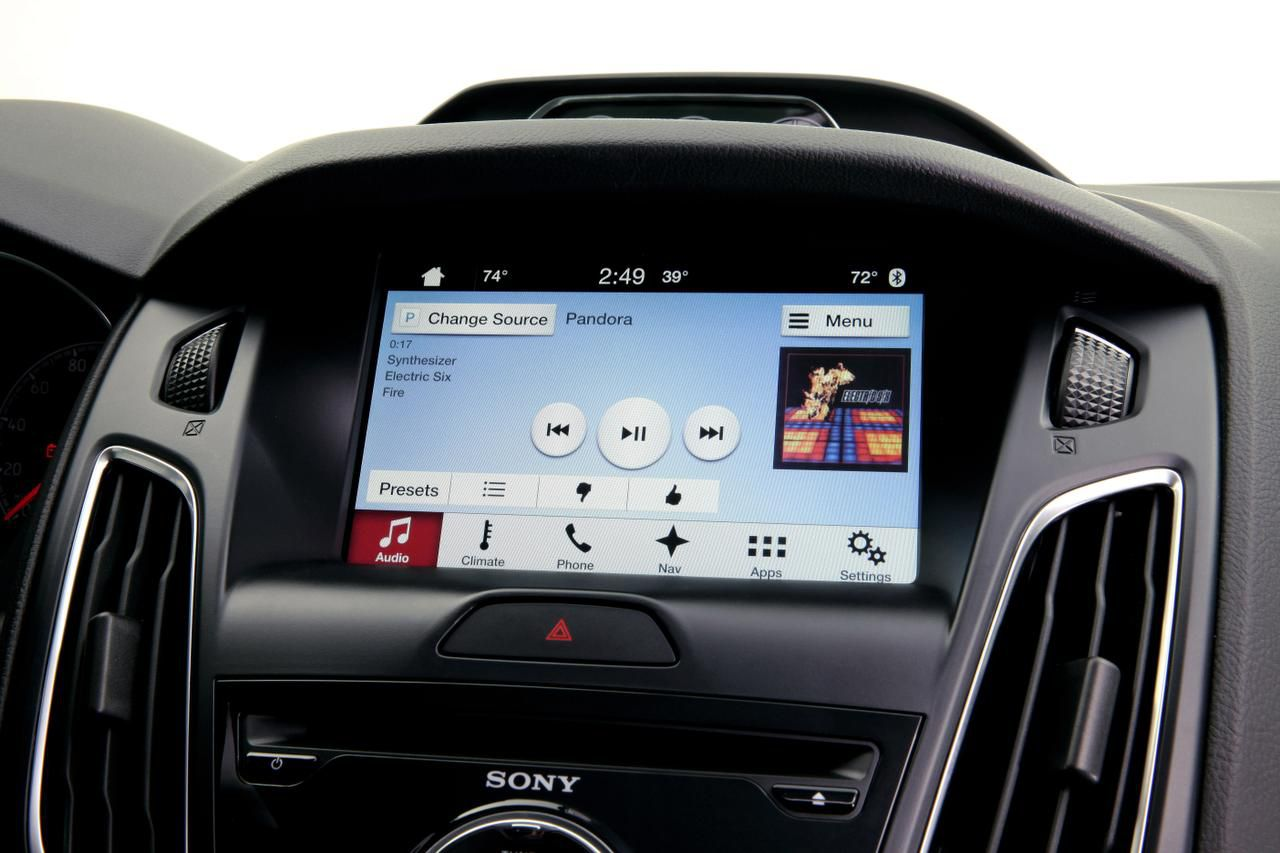 Tech Review Ford Sync 3 Is Nicely Intuitive