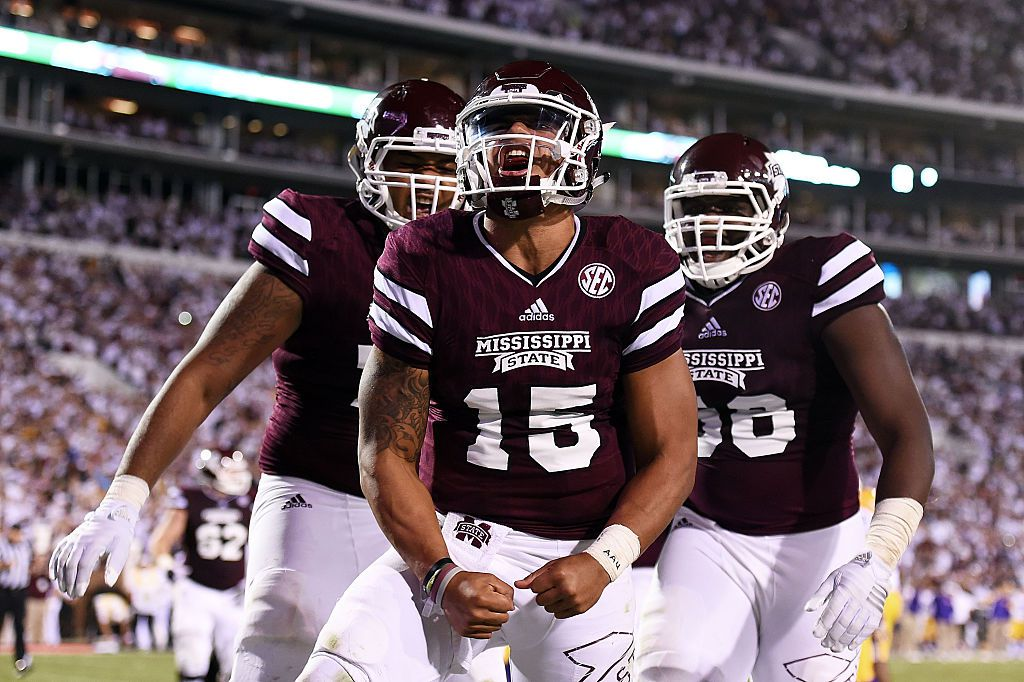 the best attitude 2461e e6938 Mississippi writer on Dak Prescott's chances of becoming ...