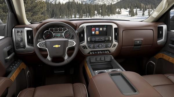 2014 Chevy High Country Aims For The High End Road