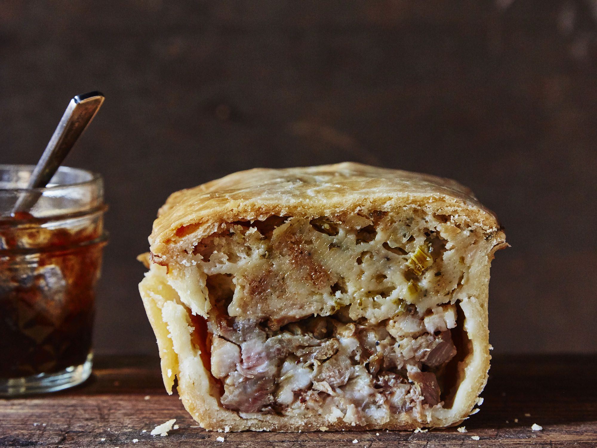 British Meat Pie Recipe Saveur
