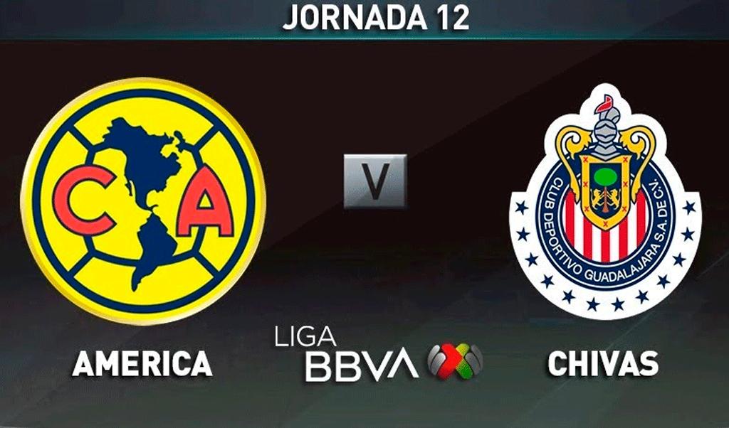 Cuánto quedó el América | Marcador final América - Chivas ...