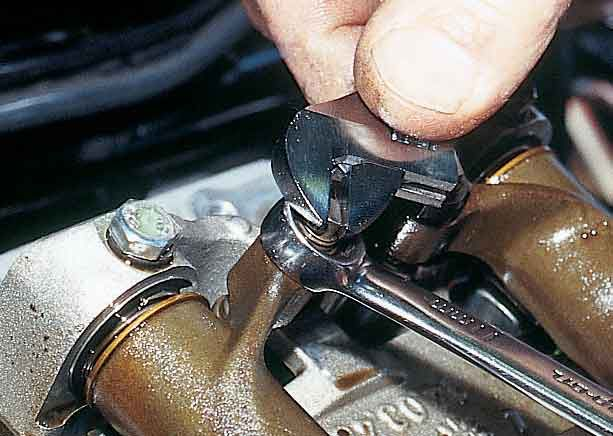 Valve Adjustment Simplified | Motorcycle Cruiser