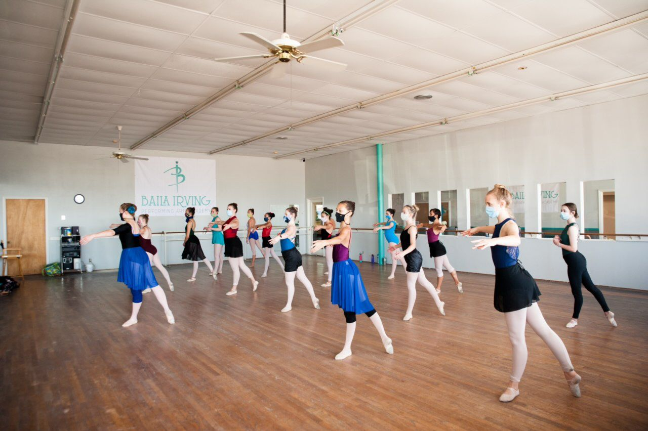With Help From Community Family Saves Dance Studio That S One Of Irving S Oldest Businesses