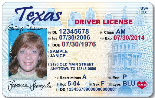Can Immigrants Living In The U S Illegally Get A Texas Driver S License Curious Texas Investigates